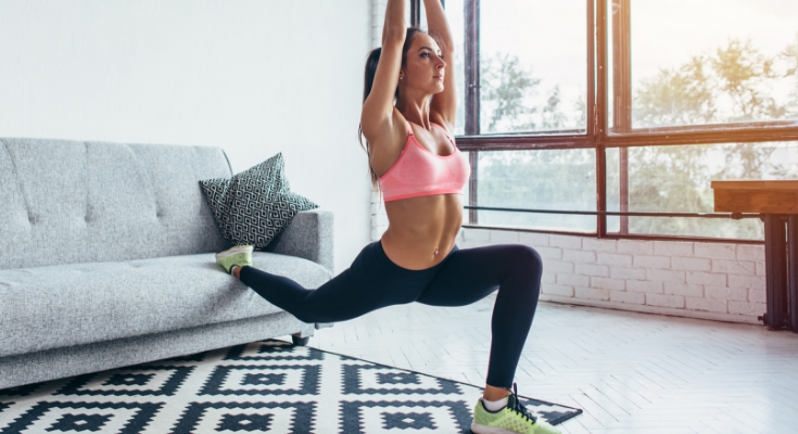 4 Ways to Tone Your Thighs at Home