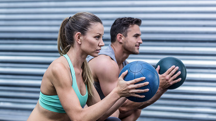 7 Ways to Get Fit with Your Partner