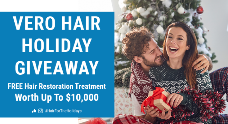 VERO Hair™ Holiday Giveaways