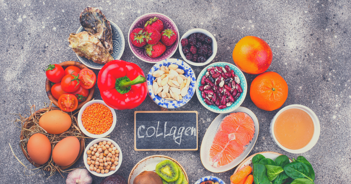 5 Top Foods For Collagen