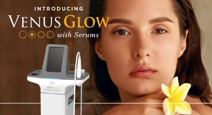 The Power of Nature with Venus Glow Serums